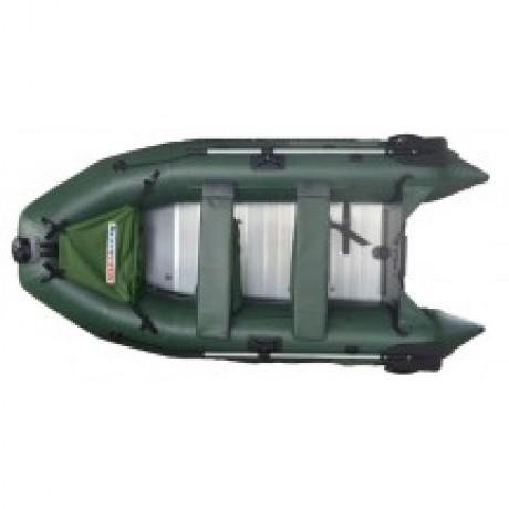 Лодка Nissamaran Tornado 360 NEW, цвет зелёный