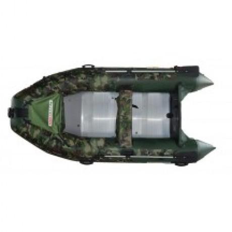 Лодка Nissamaran Tornado 360 NEW, цвет камуфляж зеленый
