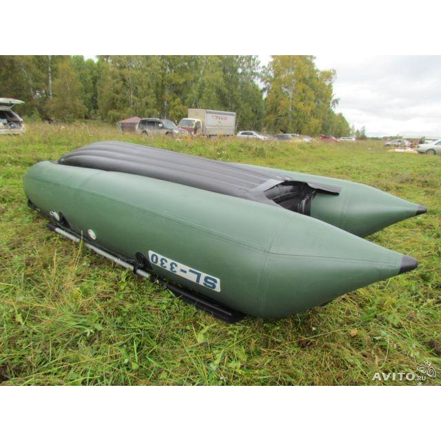 Лодка SOLAR SL-310