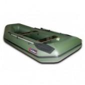 Лодка Хантер 280, цвет зеленый
