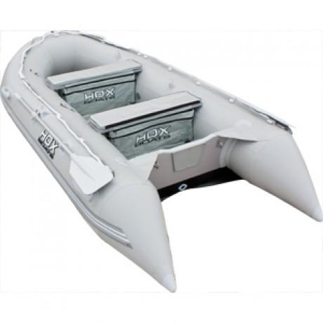 Лодка HDX Classic 240, цвет серый
