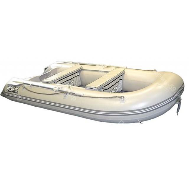 Лодка HDX Classic 280, цвет серый