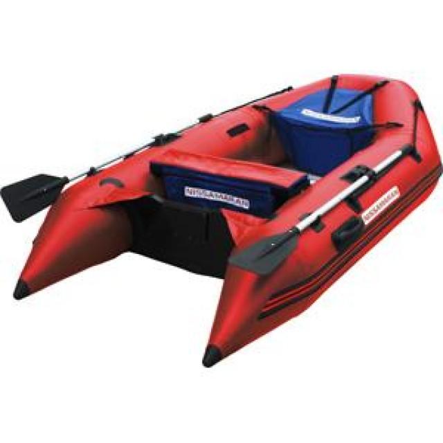 Лодка Nissamaran Tornado 290 NEW, цвет красный