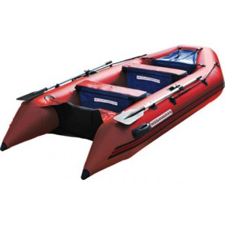 Лодка Nissamaran Tornado 380 NEW, цвет красный