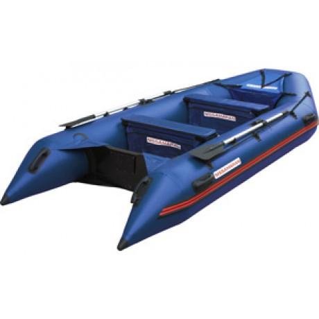Лодка Nissamaran Tornado 380 NEW, цвет синий