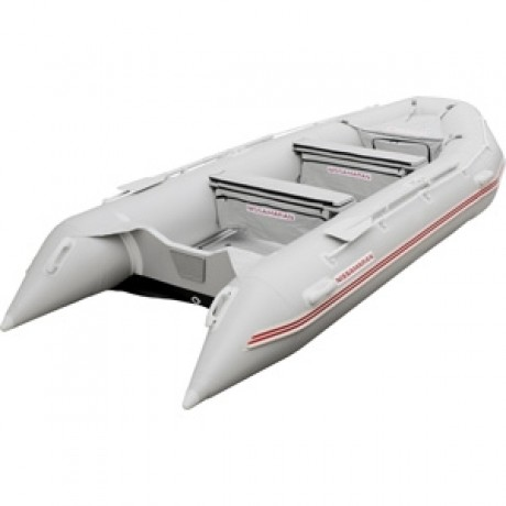 Лодка Nissamaran Tornado 420 NEW, цвет серый