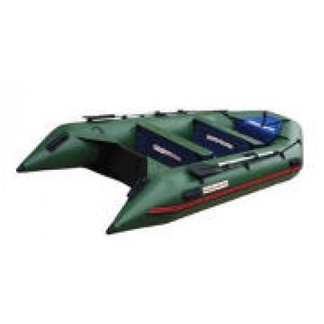 Лодка Nissamaran Tornado 420 NEW, цвет зелёный