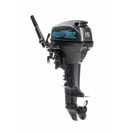 Двухтактный лодочный мотор Mikatsu M15 FHS