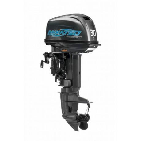 Двухтактный лодочный мотор Mikatsu M30 FES
