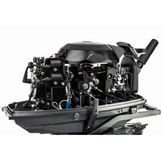 Двухтактный лодочный мотор Mikatsu M30 FHS