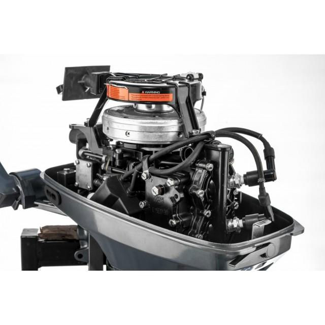 Мотор 2-х тактный Mikatsu M9.8 FS