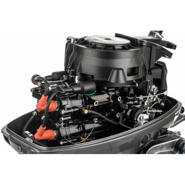 Двухтактный лодочный мотор Mikatsu M9.9 FHS
