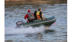 Лодка РИБ (стеклопластиковое дно) Фортуна С-2
