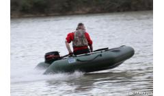 Лодка РИБ (стеклопластиковое дно) Фортуна С-4