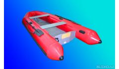 Лодка РИБ (стеклопластиковое дно) Фортуна С