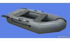 Лодка надувная гребная Фортуна 1.2