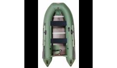 Надувная лодка НАВИГАТОР 290 оптима (комплектация Premium)