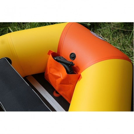 Надувная лодка ПАТРИОТ 280 оптима plus (комплектация Standart)