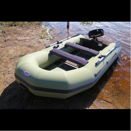 Надувная лодка СкайРа 295 Эконом